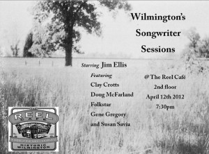 Wilmington Songwriter Sessions