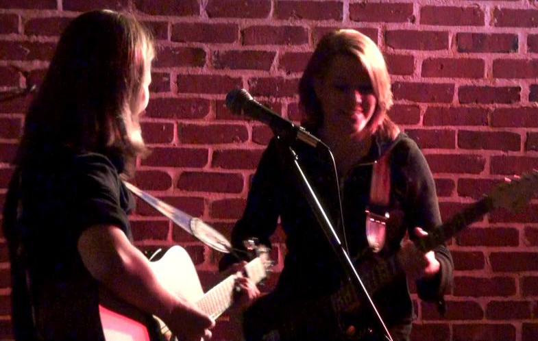 Folkstar at The Reel Cafe in Wilmington, NC