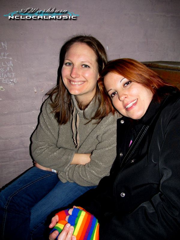 Kim and Sue from Folkstar
