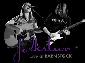 Folkstar at Barnstock