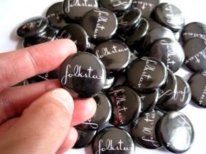 Folkstar Buttons