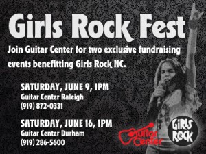 Girls Rock NC