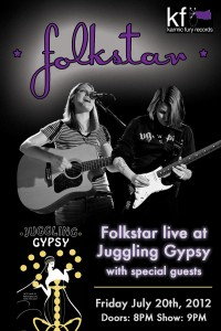 Juggling Gypsy Poster
