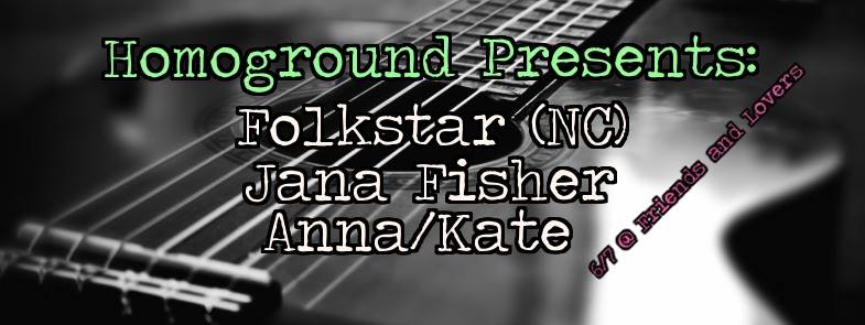 Folkstar at Friends and Lovers