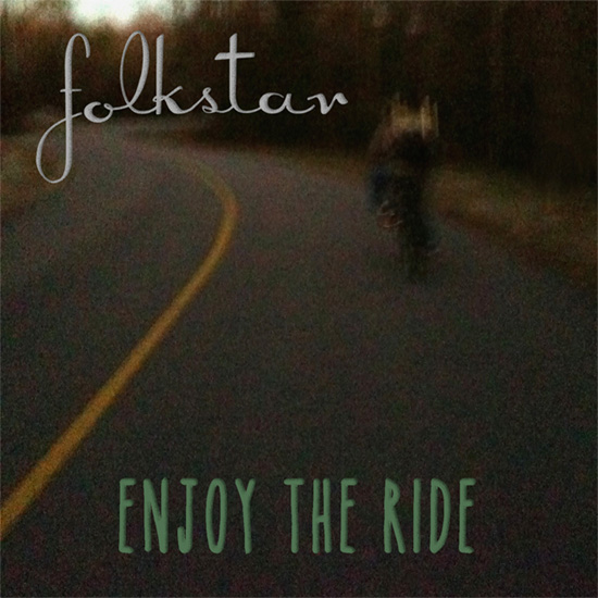 Enjoy the Ride cover art draft
