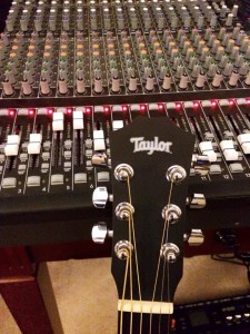 Tayor and Mixing Board