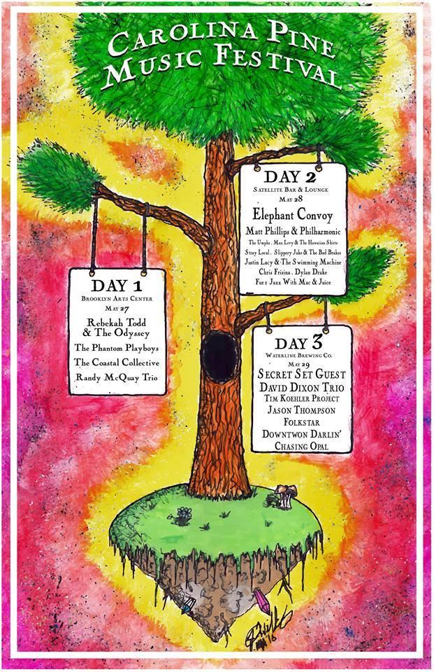 Carolina Pine Music Festival